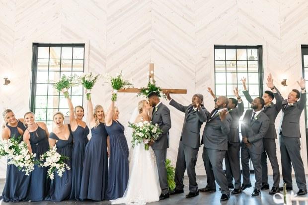 Eric & Andrea Stokes {Wedding Day}